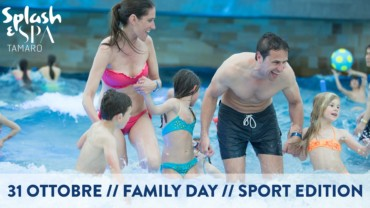 Family Day di Splash & Spa